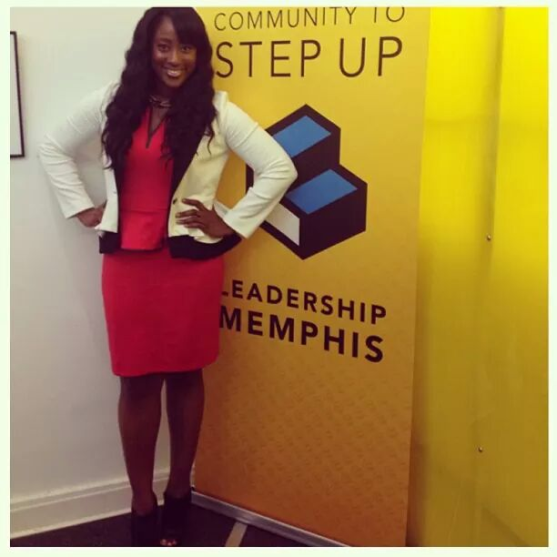 Leadership Memphis Aerial Ellis Entreprenuership Panel