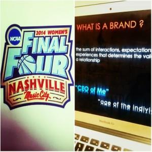 NCAA Womens Final Four Nashville