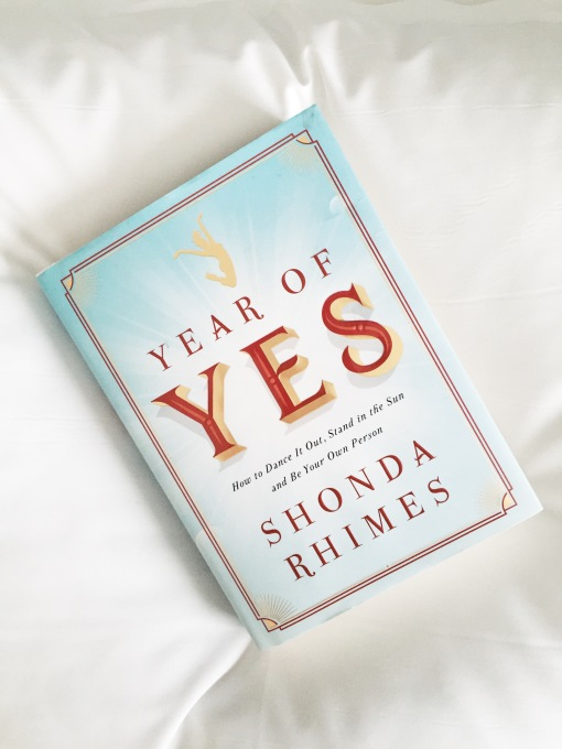 Year of Yes Aerial Ellis review