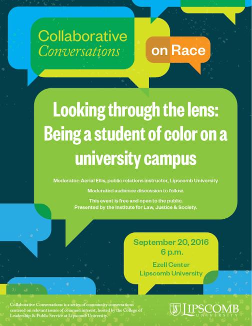 Collaborative Conversations on Race