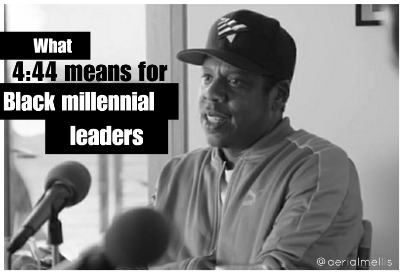 What 4:44 means for black millennial leaders